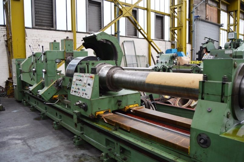 Ryazan Model Pt 265111 X 3000mm Deep Hole Drilling Machine
