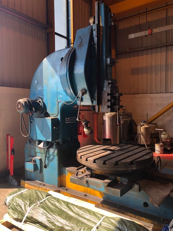 Ravensburg model s 500 vertical slotting machine gd - Mobel ravensburg ...