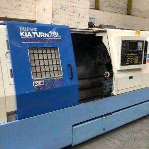 Kia CNC Lathe