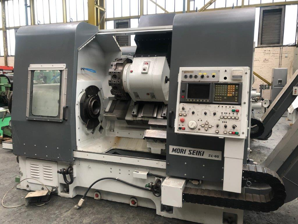 Mori Seiki SL65 B CNC Turning Centre (1990 /2016) - GD