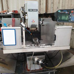 XYZ VM 3500 CNC Mill