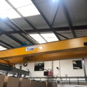10ton Overhead Gantry Cranes