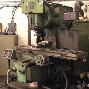 Stanko Swivel Head Milling Machine