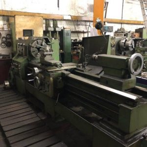 Tarnow TUJ50M x 2000mm Gap Bed Lathe