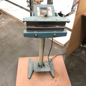 TEW Electric THS 300 Treadle Operated Heat Sealer
